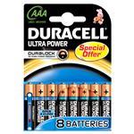 Battery Aaa 8bl 4+4