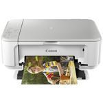 Pixma Mg3650 - Multifunction Printer - Inkjet - A4 - USB / Ethernet - White