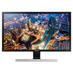 Desktop Monitor - U28e590ds - 28in - 3840 X 2160 - Uhd - Black