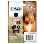 Ink Cartridge - 378xl Squirrel  - 11.2ml - Black Sec