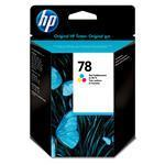Ink Cartridge - No 78 - 19ml - Tri-color