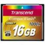 16GB Compactflash Card 1000x Up To Writespeed 160mb/s And Writespeed Up To 120mb/s
