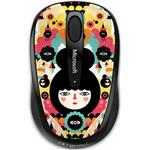 Wireless Mobile Mouse 3500 Limited Edition Artist Series Olofsdotter