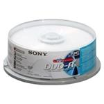 DVD-r Media 4.7GB 25pk Spindle Itc