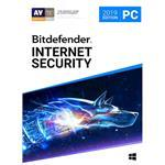 Internet Security 2019 - New License - 1 Device 1 Year - Windows