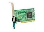 Brainboxes 1-port Rs232 Standard Height PCI Serial Adapter