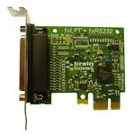 Brainboxes 1x Lpt Pci-e Low Profile