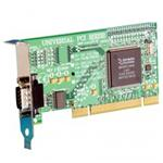 Brainboxes 1-port Low-profile Serial Adapter Universal PCI