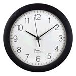 Dcf Radio Wall Clock Pp-245/ Black