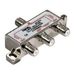 Sat Distributor/ 3-way Fully Shielded