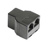 Modular Adapter, Modular Socket - 2 Us 6p4c Modular Sockets