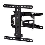 FULLMOTION TV Wall Bracket, 5 stars, XL 127cm (50in) - Black