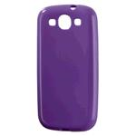 Peel Mobile Phone Cover for Samsung GT-i9300 Galaxy S III/ Purple