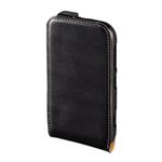 Mobile Phone Smart Flap Case for Nokia Lumia 510/ Black
