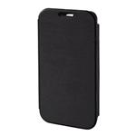 Mobile Phone Booklet Case Slim For HTC One M8 Black