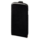 Mobile Phone Smart Flap Case for LG Nexus 4 - Black