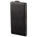 Mobile Phone Smart Flap Case for Huawei Ascend P7 Mini - Black