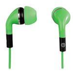 Flip In-Ear Stereo Earphone/ Green