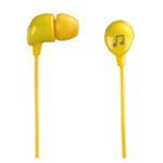 In Ear Headphone Yellow