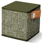 Bluetooth Speaker Rockbox Cube Fabriq Edition Army