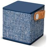 Bluetooth Speaker Rockbox Cube Fabriq Edition Indigo