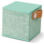 Bluetooth Speaker Rockbox Cube Fabriq Edition Peppermint