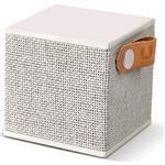 Rockbox Cube Fabriq Edition Bluetooth Speaker Cloud